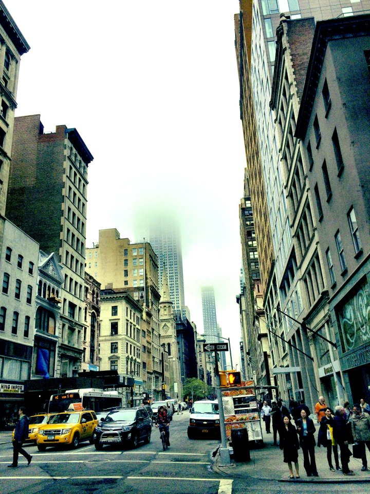 New-York-skyscrapers
