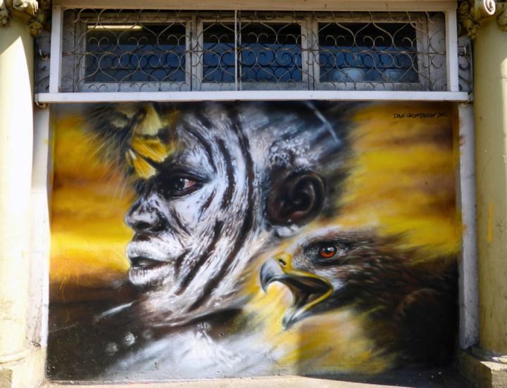 Dale Grimshaw Walthamstow street art