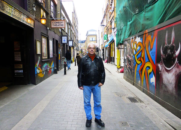 Interview with Claude Crommelin: East London's Most Renowned Street Art Photographer