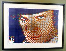 Invader - 'Rubik Kubrick'