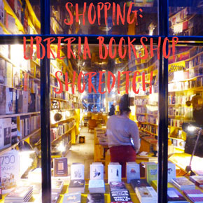 Shopping: Libreria Bookshop
