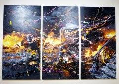 Marc Quinn - 'History Painting'