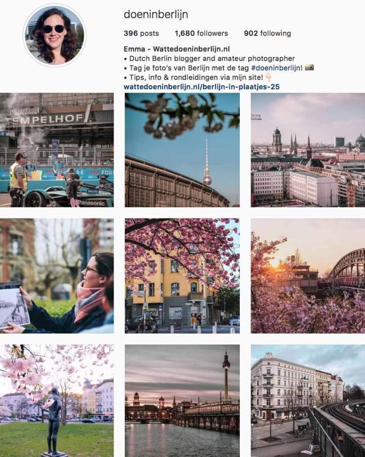 Doen in Berlijn op Instagram // Dutch Girl in London