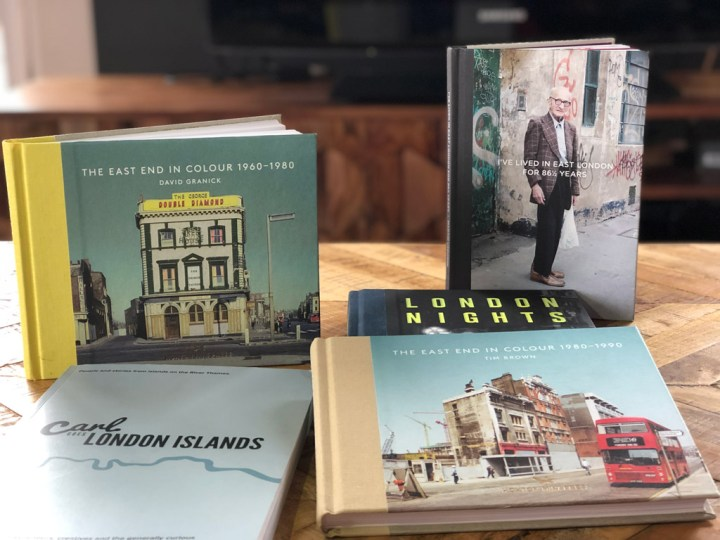 5 Books About London I Love