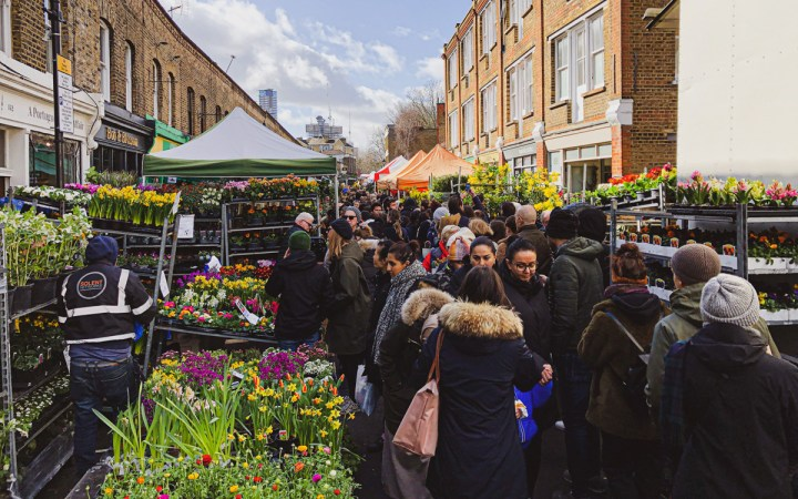 Best Markets in London for First-time Visitors