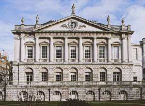 Spencer House in London is only open on Sunday