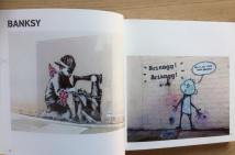 New Street Art book by Claude London