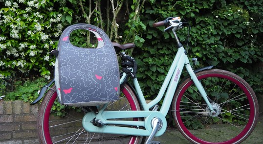 Review Basil Bicycle bag