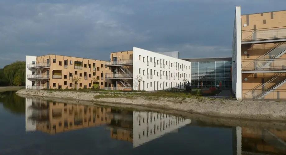 Vivaldi Nursing Home Dutch Hospital Design