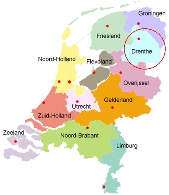 NederlandseProvincies_Drenthe