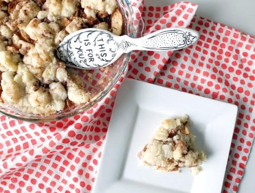 Oma's Dutch Apple Pie Gluten Free | Dutchie Love