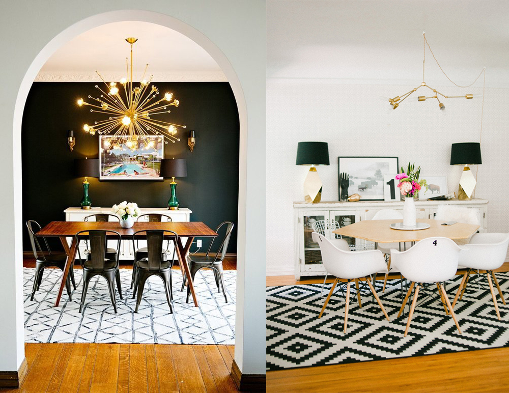 Duplex Dining Room Inspiration | Dutchie Love