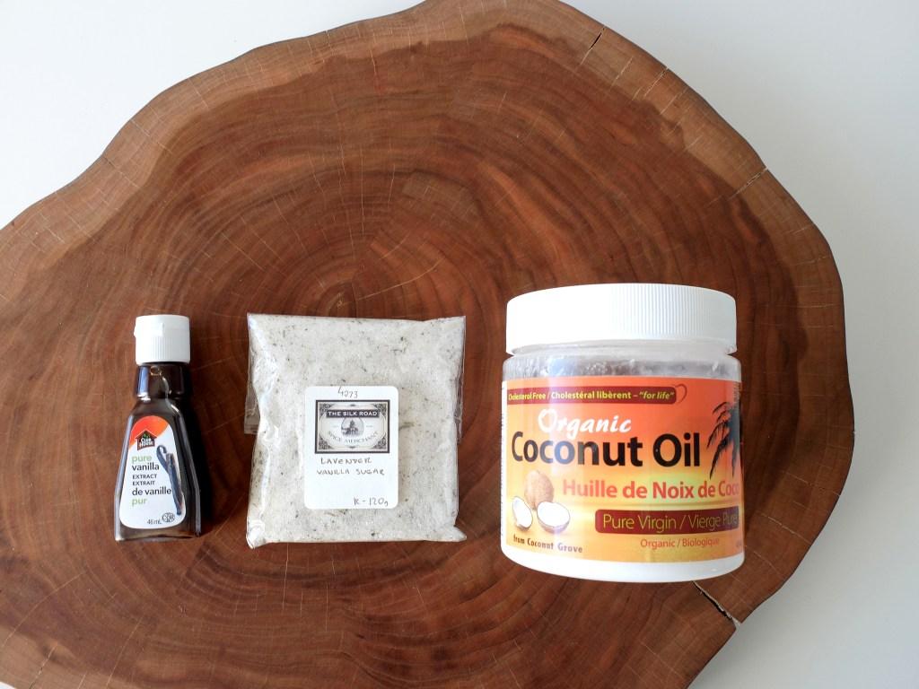 Handmade Lavendar Vanilla Sugar Scrub Ingredients | Dutchie Love