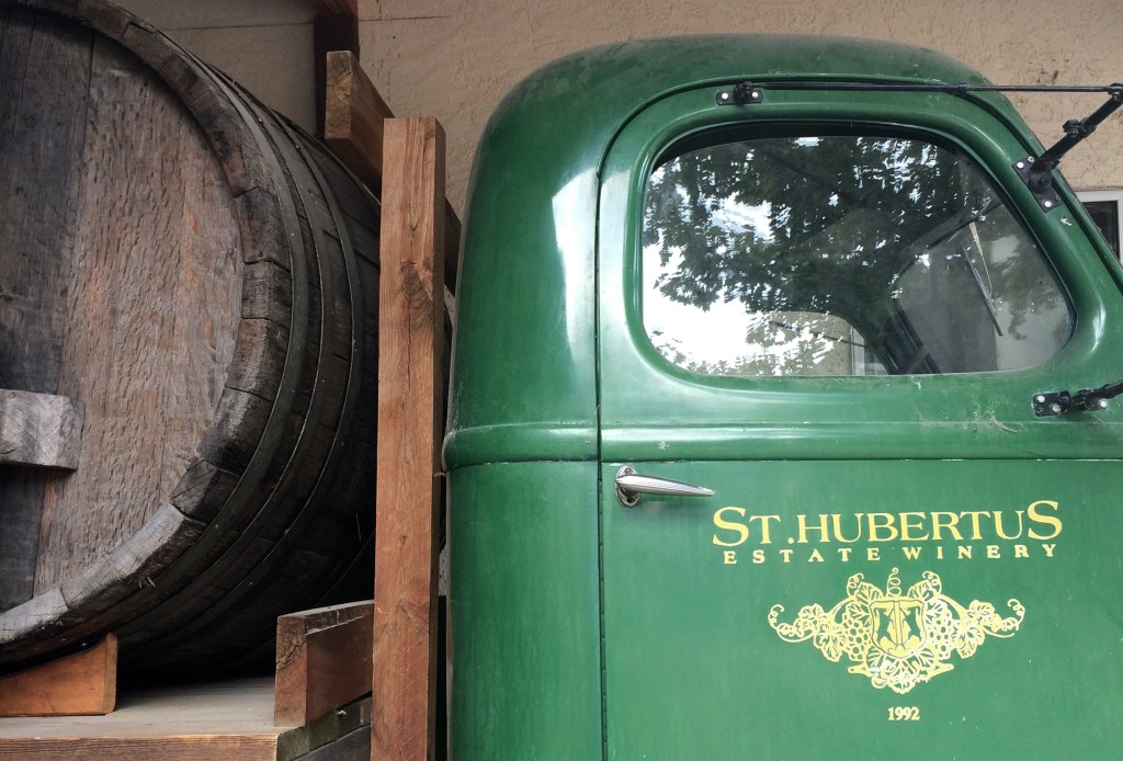 St. Hubertus Estate Winery | Dutchie Love tasting