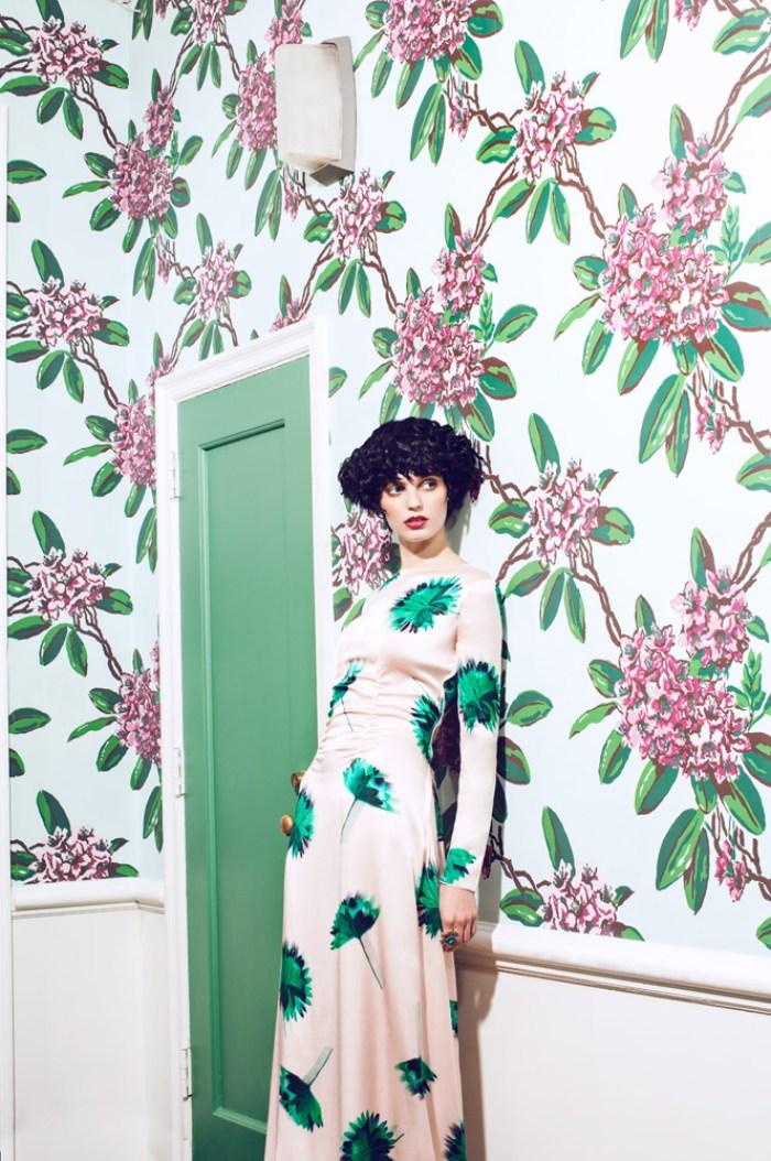 Emerald Green Fashion Inspiration | Dutchie Love