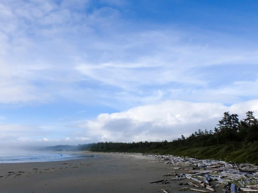Tofino Wickaninnish Beach | Dutchie Love