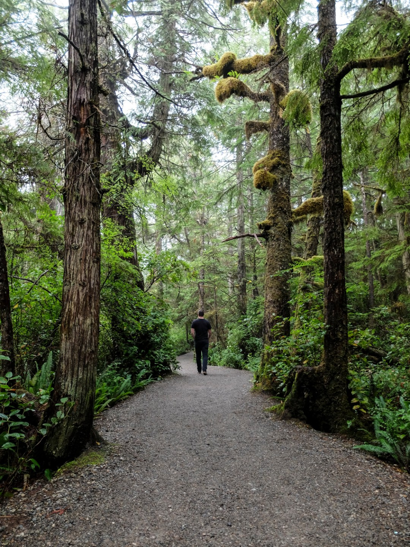 Wild Pacific Trail in Ucluelet | Dutchie Love