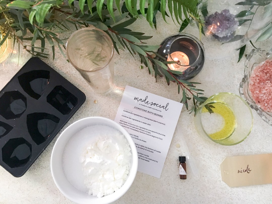 Made Social Co Edmonton Workshop at Pura Botanicals | Dutchie Love