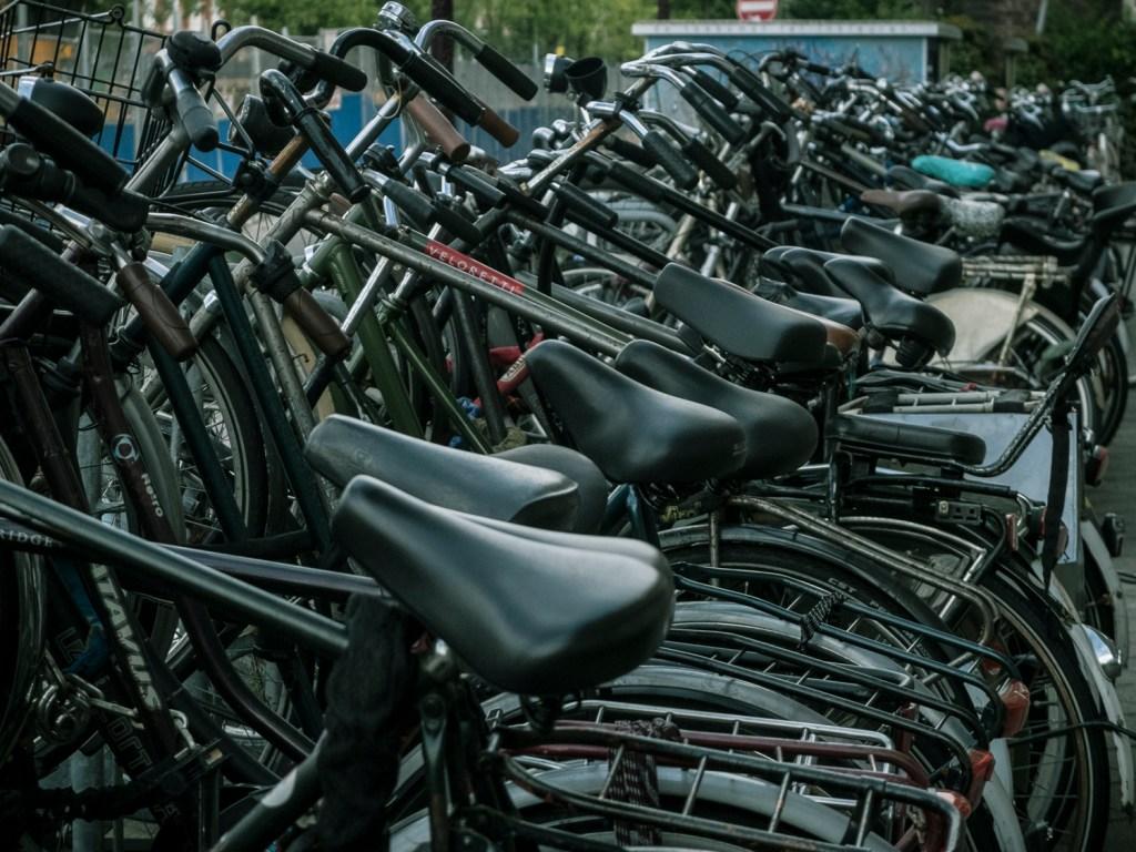 Bikes in Amsterdam - Dutchie Love