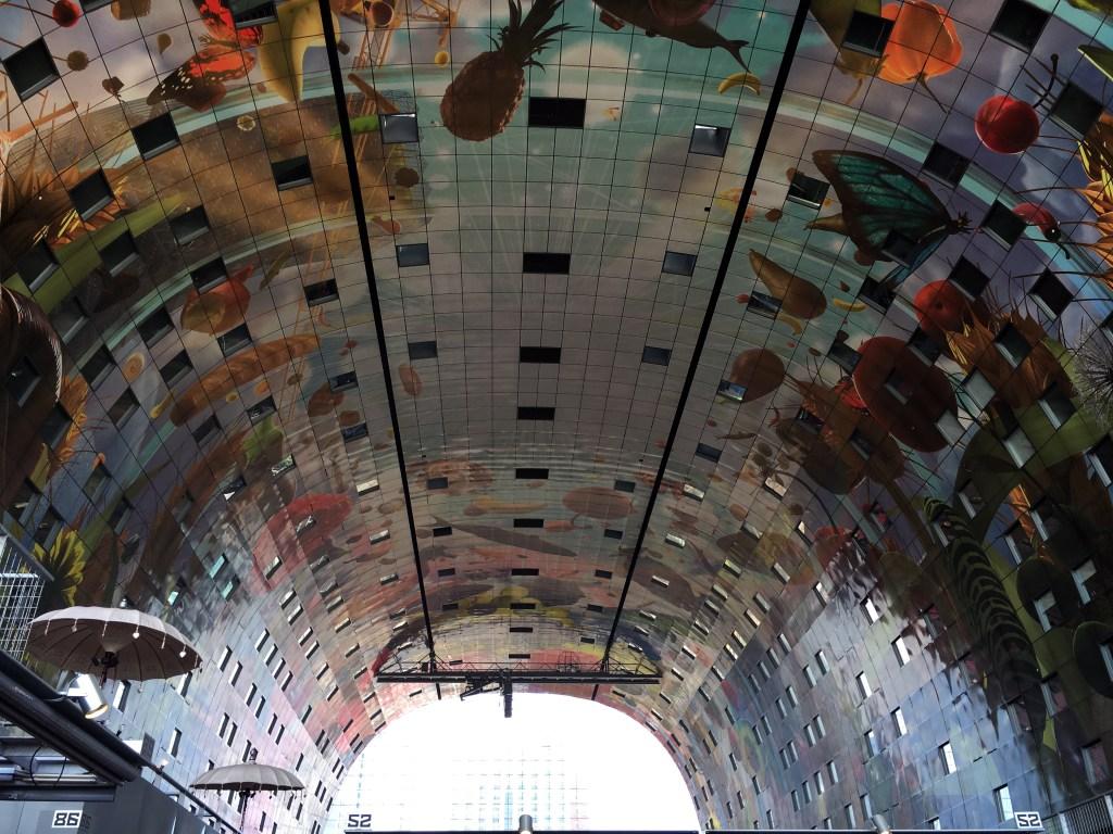 Rotterdam Markthal Dutchie Love