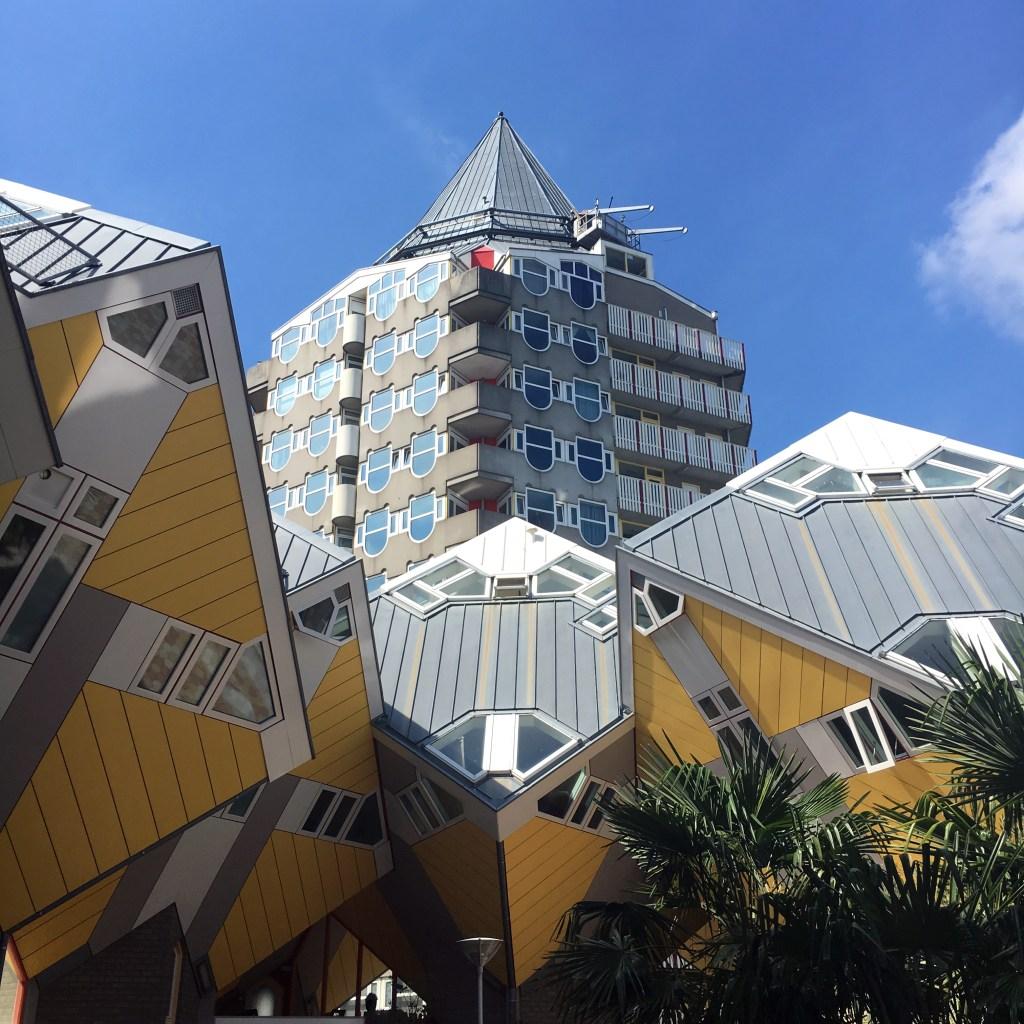 Pencil Tower Rotterdam Dutchie Love