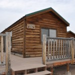 Moose Cabins Front