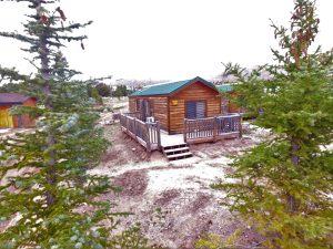 Moose/Fish Cabin