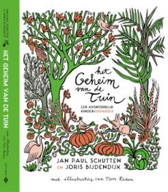 The secret of the garden | An adventurous children's cookbook