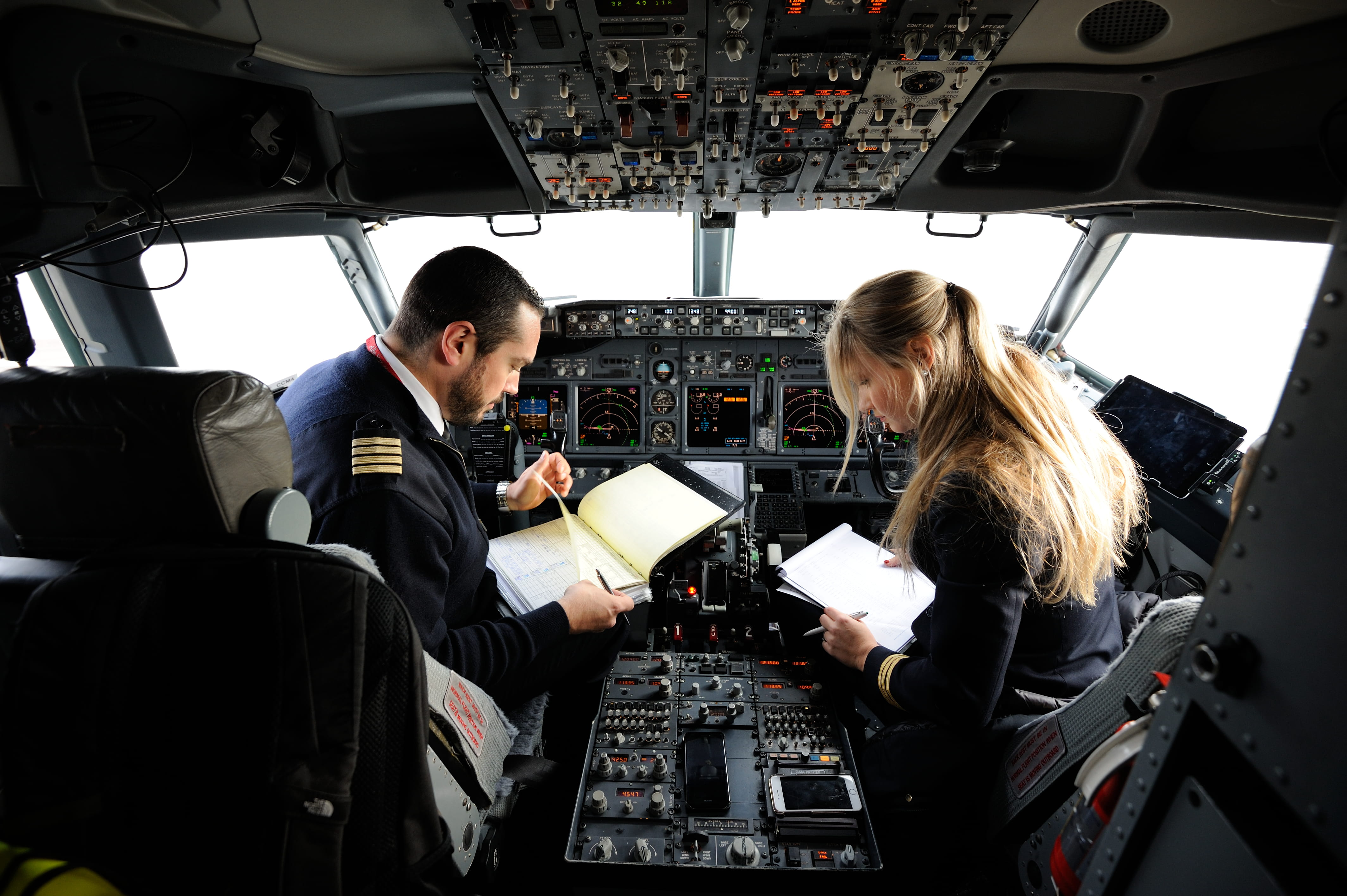 How to pass the flight school selection process? - This is