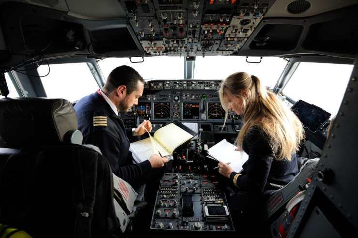flight school selection process