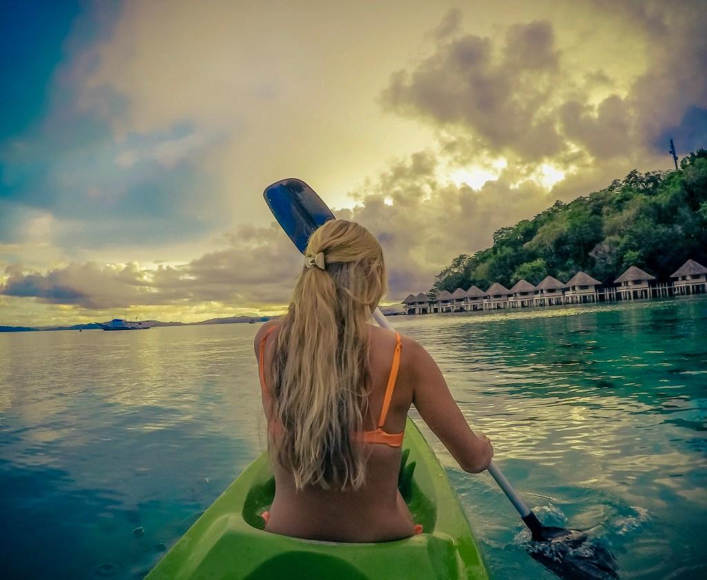 Dutch Pilot Girl - Taytay - Palawan - Paradise