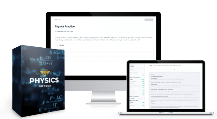 Physics for Pilots Your Pilot Academy Physics assessment