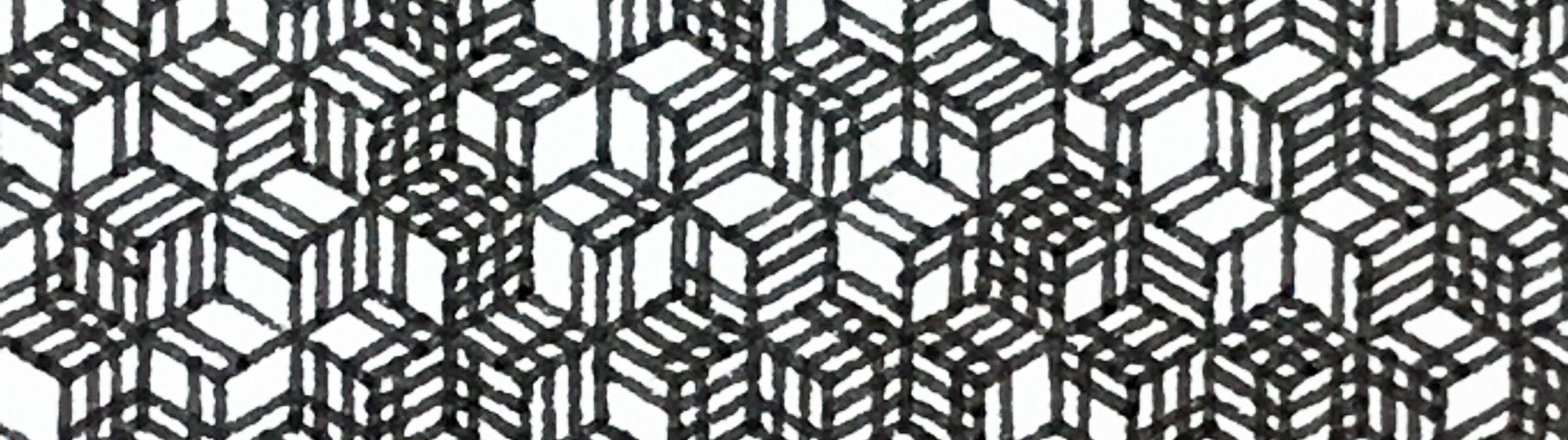 Hexagonale kubussen