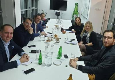 DSBA's Board of the Directors held its fourth meeting
