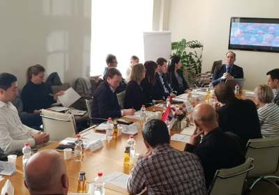 The Dutch trade mission visited Serbia