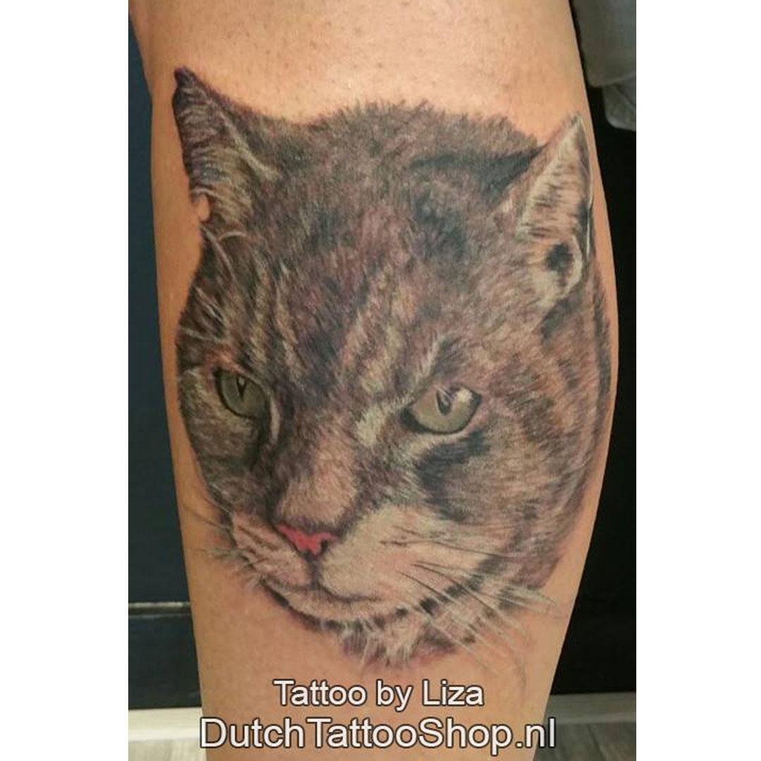 portret-kat-kitten-huisdier-tattoo-tatoeage