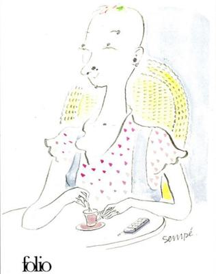 Benoît Duteurtre, Drôle de temps, folio par Sempé