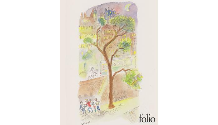 Benoit Duteurtre, Les malentendus, Folio, Sempé , Une, 700x400