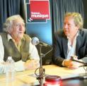Benoît Duteurtre, Étonnez-moi Benoît, France Musique, Serge Rezvani & Benoît Duteurtre, studio 131, 14 octobre 2017