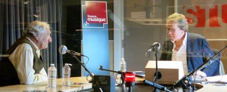 Studio 131, Serge Rezvani & Benoît Duteurtre, 14 octobre 2017