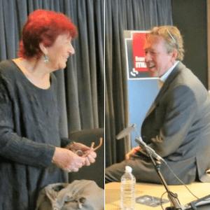 Benoît Duteurtre, Étonnez-moi Benoît, France Musique, Anne Sylvestre & Benoît Duteurtre, studio 131, 30 septembre 2017