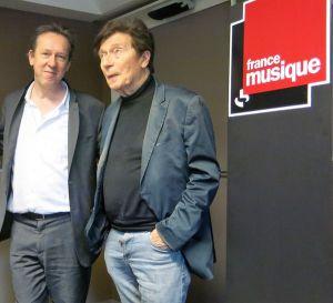 Benoît Duteurtre & Gabriel Fumet , studio 131, 25 mars 2017
