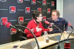 Dani & Benoït Duteurtre, studio 141, 03 décembre 2016