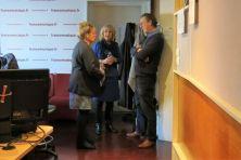Françoise Canetti, Danièle Gasiglia-Laster & Benoît Duteurtre, studio 141, 10 décembre 2016