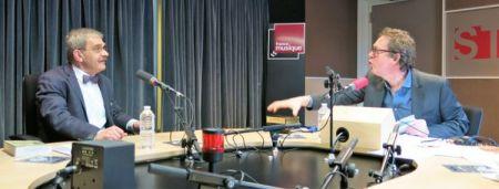 Guy Krivopissko & Benoît Duteurtre , studio 131, 06 mai 2017