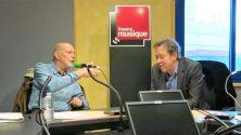 Benoît Duteurtre, Étonnez-moi Benoît, France Musique, Jean-François Kahn & Benoît Duteurtre , studio 132, 07 janvier 2017, photo de Annick Haumier