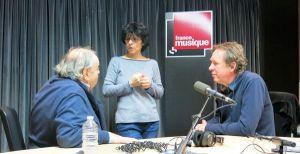 Jean-Pierre Bourtayre, Christine Amado et Benoît Duteurtre , studio 131, 18 février 2017