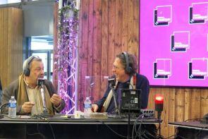 Benoît Duteurtre, Étonnez-moi Benoît, France Musique, en public du Salon de l'Agriculture, Périco Légasse & Benoît Duteurtre, 03 mars 2018