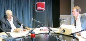 Pierre Bénichou & Benoît Duteurtre, studio 131, 01 octobre 2016