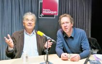 Pierre Perret & Benoît Duteurtre, studio 131, 15 octobre 2016
